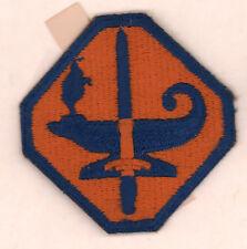 Specialized Training Program Army patch
