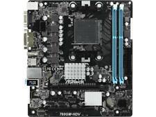 ASRock 760GM-HDV AM3+/AM3 AMD 760G HDMI Micro ATX AMD Motherboard