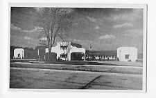 Salisbury MD Miami Motel Antiques Shop US Rte 13 Maryland Vintage Postcard