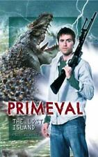 BRAND NEW Book Hardcover Primeval The Lost Island Book 2 by Paul Kearney