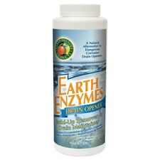 2 lb Earth Enzymes Drain Opener Plant Based Ingredients Grey Water Septic Safe