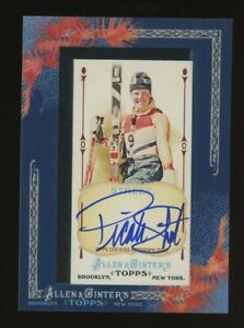 2011 Topps Allen & Ginters Picabo Street