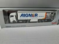 MAN TGX   Aigner – Powerful Logistics