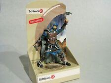 SCHLEICH 72062 -- Exklusiv Drachenritter Spion - Ritter Figur