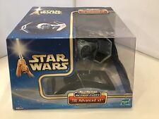 Star Wars Action Fleet-Tie Advanced X1.