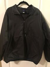 Men's Patagonia Pullover Insulated Jacket Coat Size XL Black