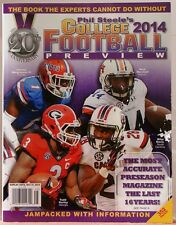 COLLEGE FOOTBALL Magazine The Most ACCURATE Preseason Mag The Last 16 Yrs $13