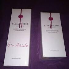 Parfum Rose Absolue 50 Ml + Eau Fraîche Rose Absolue 75Ml Yves Neuf Sous Blister