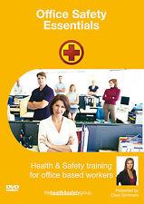 Office Safety Essentials DVD