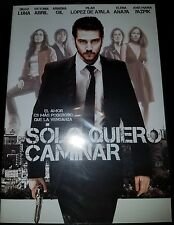 Solo Quiero Caminar (DVD, 2010) NEW and Sealed