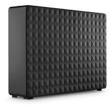 Seagate Expansion 3TB Desktop External Hard Drive in Black - USB3.0