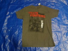 NEWTransformers Men GRAY  T-Shirt Tee NEW WITH TAGS FAST SHIPPER