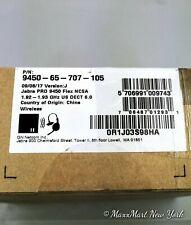 Jabra Pro 9450 Flex Wireless Headset (9450-65-707-105) Single Ear. Brand New.