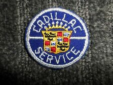 NOS Cadillac Service Patch - Small 2 inch round
