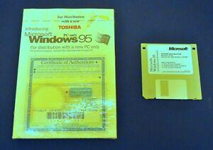 Windows 95 CD New w/ CD boot floppy
