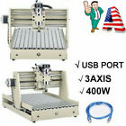 USB 3040 CNC 3 Axis Router Engraver Engraving Drill Milling Carving Machine USA!