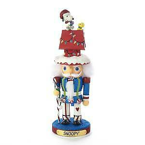 Peanuts© Snoopy Hollywood™ Nutcracker w