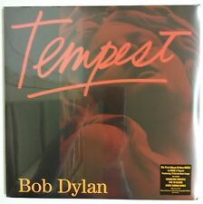 Bob Dylan Tempest 2-LP + CD UK 2012 vinilo 180 gr.