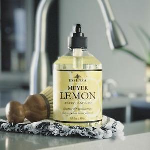 ESSENZA LUXERY HAND SOAP MEYER LEMON 16.9 FL OZ