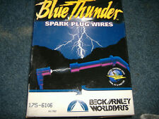 Honda Prelude 93 - 96 yr. Beck/Arnley 175-6106 Spark Plug Wire Set.