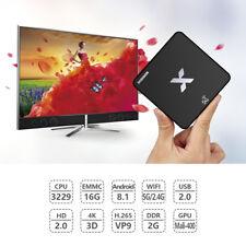 SCISHION 4K Model X TV BOX 2GB RAM 16GB ROM RK3229 Quad Core 3D WiFi 4K HD Media