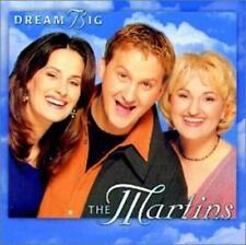 The Martins - Dream Big CD