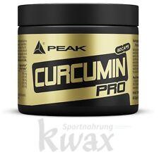 (31,04 Euro/100g) Peak - Curcumin Pro Kurkuma Extrakt 60 Kapseln