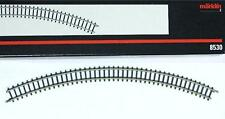 Märklin 8530 Z - Gleis gebogen r220mm 45° NEU