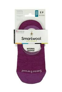 SMARTWOOL No Show Socks Women's Size Small (4-6.5) / Meadow Mauve