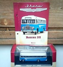 Ikarus 311 1960  - Modellauto Atlas Collection 1:72 OVP mit Heft