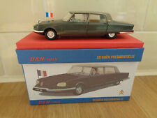 French Dinky DAN-Toys 217 citroen Presidentielle 1435 Working Lights Code 3