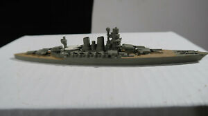 1:1200 Metal Italian Navy Dora Battleship