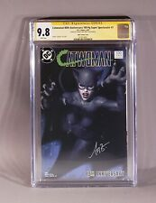 Catwoman 80th Anniversary Super Spectacular #1 Artgerm 1980s Variant CGC SS 9.8