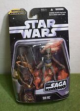STAR WARS CARDED SAGA COLLECTION 016 SUN FAC ATTACK OF THE CLONES