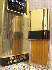 Vintage RARE 1980s Mitsouko Guerlain 1/4 oz 8 ml Pure Parfum Spray OLD FORMULA