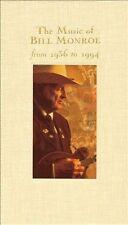 BILL MONROE 1936-1994    4 CD SET