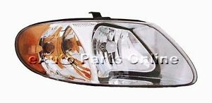 HEADLIGHT ASSMBLY 01-04 TOWN COUNTRY CARAVAN VOYAGER RH