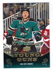 10-11 Upper Deck Mike Moore Young Guns Exclusives Rookie Card RC #490 Mint /100