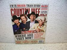 Country Weekly Magazine May 12 2014 Class of '89 Garth Brooks Alan Jackson Tritt