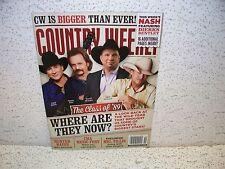 Country Weekly Magazine May 12 2014 Class of '89 Garth Brooks Alan Jackson Tritt