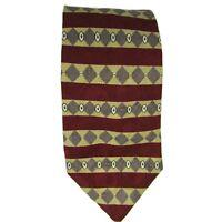 Perry Ellis Portfolio Men's Neck Tie 100% Silk 58L 4W BOGO 50% Off