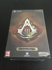 Assassin's Creed 3 Freedom Edition Brand New