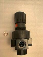 """Parker - Air Pressure Regulator, 1 - 60 PSI, 1/2"""" FNPT"""