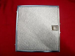 Fettfilter Metall 262,5x284x9 für DA430-4 ORIGINAL MIELE 8270440