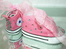 Girls' Converse Baby Shoes with Laces