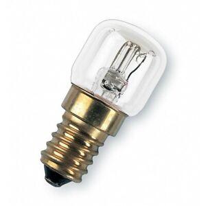 3 x Himalayan Salt Lamp Bulb 15w E14 Screw in Pygmy Bulbs Fridge Appliance Oven