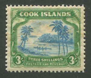 COOK ISLANDS #114 MINT