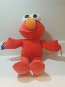 APPLAUSE SESAME STREET ELMO PLUSH NEW WITH TAGS 30CM
