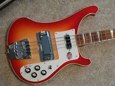 2017 Rickenbacker 4003 Fireglo Bass UNPLAYED SAVE HUGE Pristine WORLDWIDE