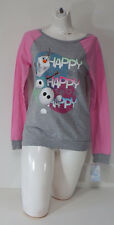 Womens Tops & Blouses Disney Long Sleeves Multi-Color  Comfort Size XL